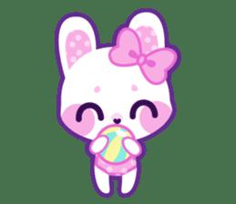 Pastel Bunny sticker #2613686