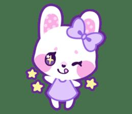 Pastel Bunny sticker #2613688