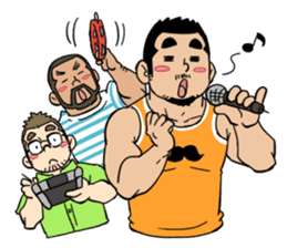 Hige Otome San With Friends sticker #2625186