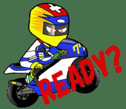 I love motorcycle sticker #2630534
