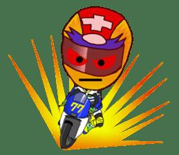 I love motorcycle sticker #2630538