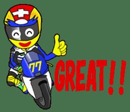 I love motorcycle sticker #2630544