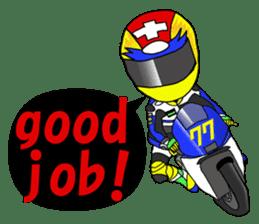 I love motorcycle sticker #2630547