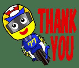I love motorcycle sticker #2630550