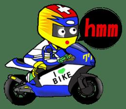 I love motorcycle sticker #2630555