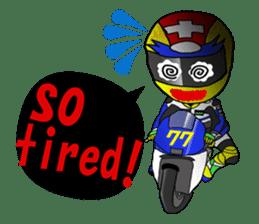 I love motorcycle sticker #2630560