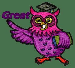 OWL Museum sticker #2635091