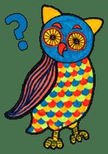 OWL Museum sticker #2635092