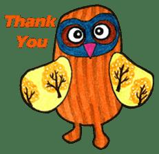 OWL Museum sticker #2635093