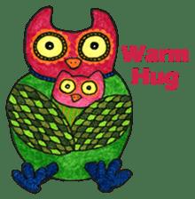 OWL Museum sticker #2635094