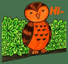OWL Museum sticker #2635095