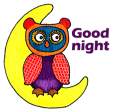 OWL Museum sticker #2635098