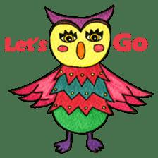 OWL Museum sticker #2635101