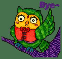 OWL Museum sticker #2635103