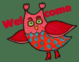 OWL Museum sticker #2635105