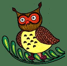 OWL Museum sticker #2635106