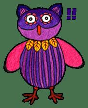 OWL Museum sticker #2635107