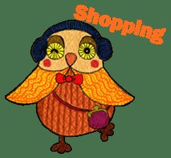 OWL Museum sticker #2635108