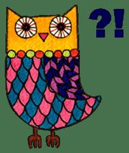 OWL Museum sticker #2635110