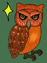 OWL Museum sticker #2635111