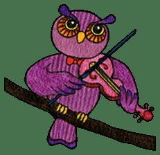 OWL Museum sticker #2635113