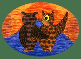 OWL Museum sticker #2635115