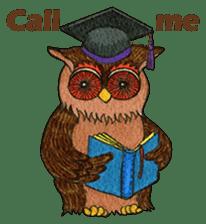OWL Museum sticker #2635116