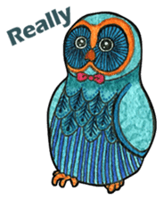 OWL Museum sticker #2635117