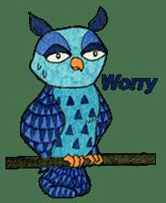 OWL Museum sticker #2635119