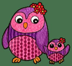 OWL Museum sticker #2635120