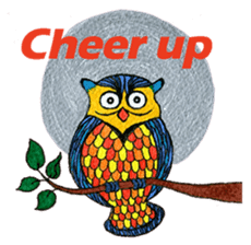 OWL Museum sticker #2635121