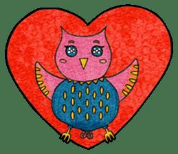 OWL Museum sticker #2635122
