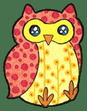 OWL Museum sticker #2635125