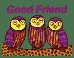 OWL Museum sticker #2635127