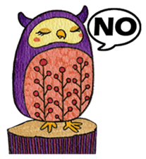 OWL Museum sticker #2635130