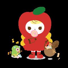 Apple Leena the Forest Fairy (English)