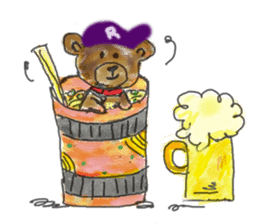 Rossy the Bears & Yorkie Coco I (Eng) sticker #2651610