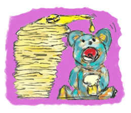 Rossy the Bears & Yorkie Coco I (Eng) sticker #2651611