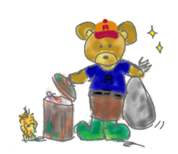 Rossy the Bears & Yorkie Coco I (Eng) sticker #2651621