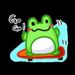 Yan's Frog(English version)