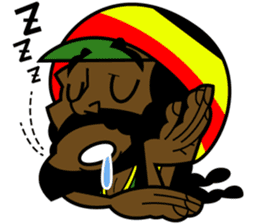 Reggae Sticker sticker #2662767