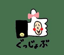 fairy of the rice sticker #2669055