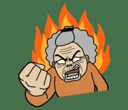 Grandma Ama sticker #2670115