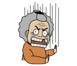 Grandma Ama sticker #2670118