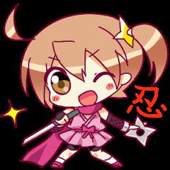 Ninja Girl AKANE