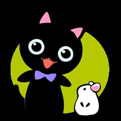 'Jyugo Cat' ( Lei's friend)