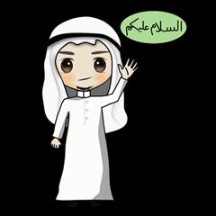 Arab guy , Keffiyeh lover (Arabic ver.)