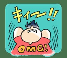 So cute! nice japanese gay men. sticker #2679184