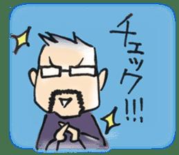 So cute! nice japanese gay men. sticker #2679207