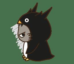 Cat wanna be Penguin sticker #2682764